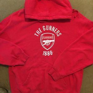 Arsenal hoodie size XL by arsenal